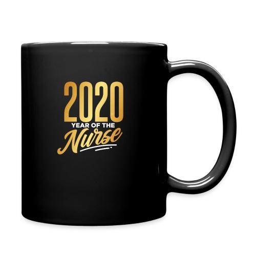 2020 YEAR OF THE NURSE - Full Color Mug