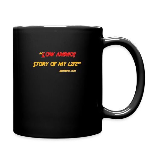Logoed back with low ammo front - Full Color Mug
