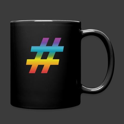 Rainbow Include Hash - Full Color Mug