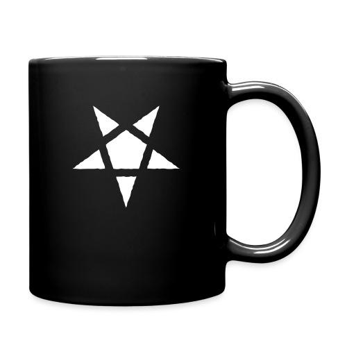 Rugged Pentagram - Full Color Mug