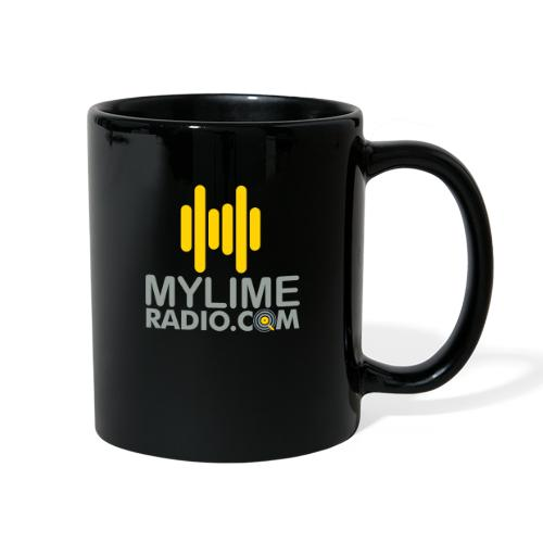 MyLimeRadio Main LOGO (Tri Colour) - Full Color Mug