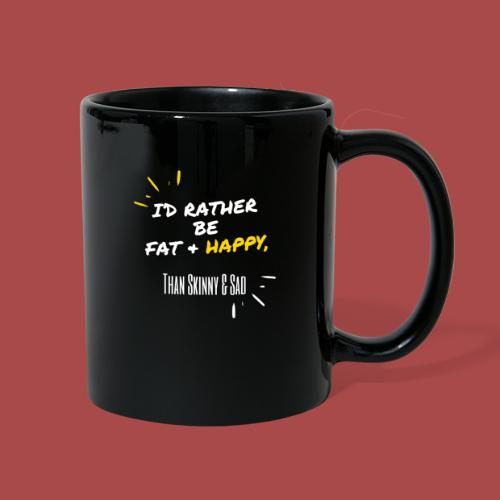 Fat & Happy Official Gear - Full Color Mug