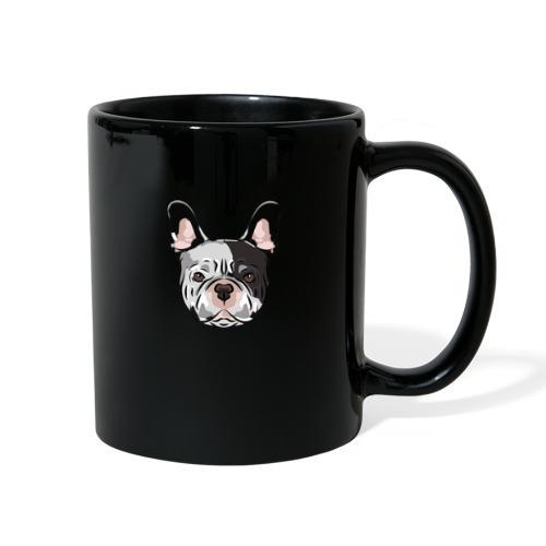 pngtree french bulldog dog cute pet - Full Color Mug