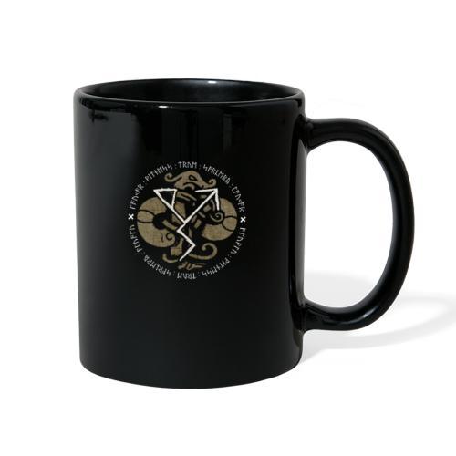 Witness True Sorcery Emblem (Alu, Alu laukaR!) - Full Color Mug