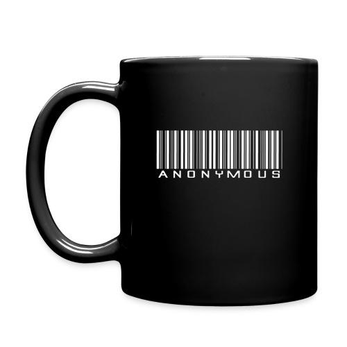 Anonymous Barcode gif - Full Color Mug