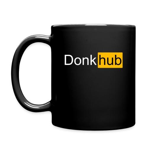 Donk hub Logo - Full Color Mug