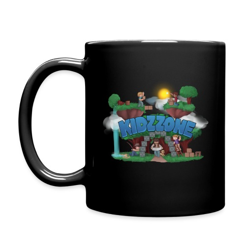 KidzZone Logo - Full Color Mug