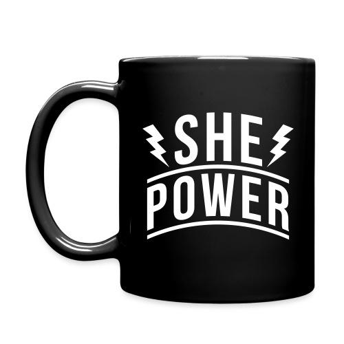 She Power - Full Color Mug