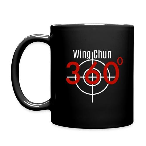 Wing Chun 360 shirt png - Full Color Mug