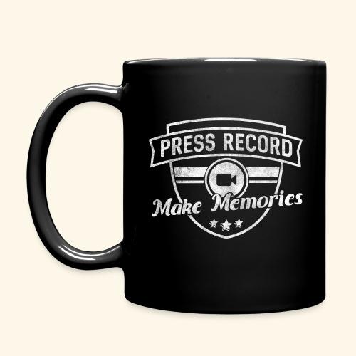 pressrecord_makememories2 - Full Color Mug