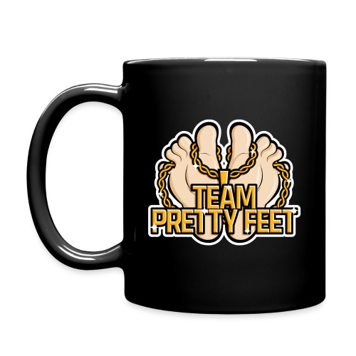 Team Pretty Feet™ Gold Chain - Full Color Mug