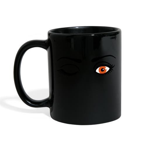 Winky Eyes - Full Color Mug