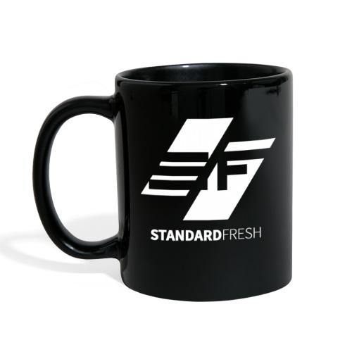 SF Logo WHT png - Full Color Mug