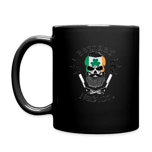 IRISH BN SKULL - Full Color Mug