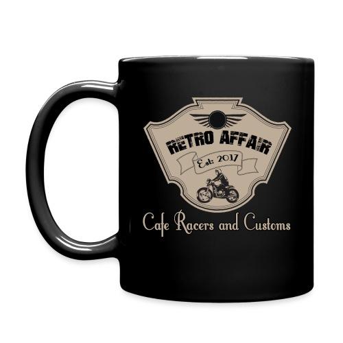 Retro Badge - Full Color Mug