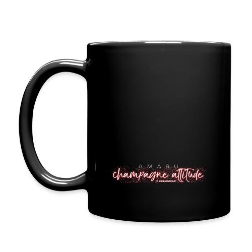 AMARU - Champagne Attitude (Album Logo) - Full Color Mug
