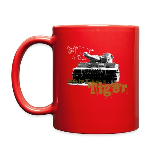Tiger I Armor Journal t-shirt - Full Color Mug