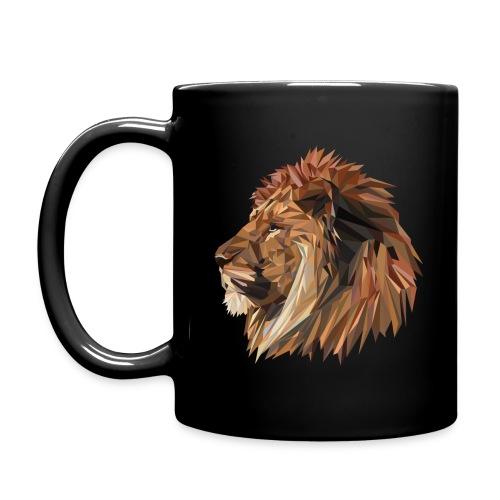 Abstract Lion - Full Color Mug