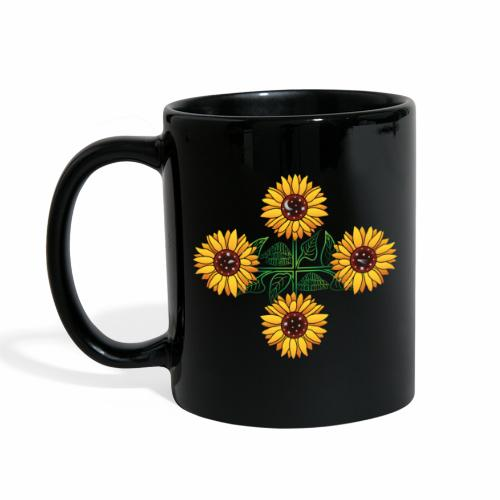Night Blooms from the Sun - Full Color Mug