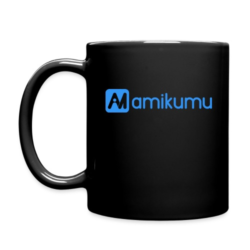 Amikumu Logo Blue - Full Color Mug