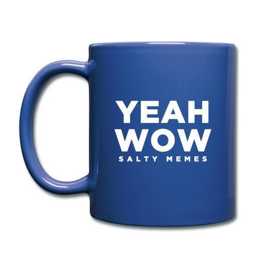YEAH WOW - Full Color Mug