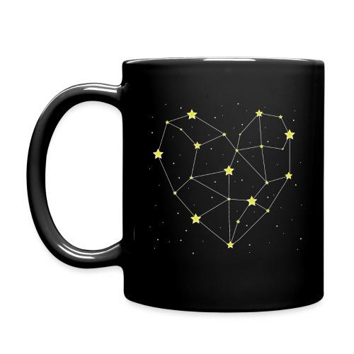 Heart in the Stars - Full Color Mug