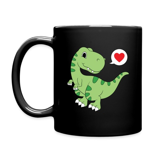 Dinosaur Love - Full Color Mug