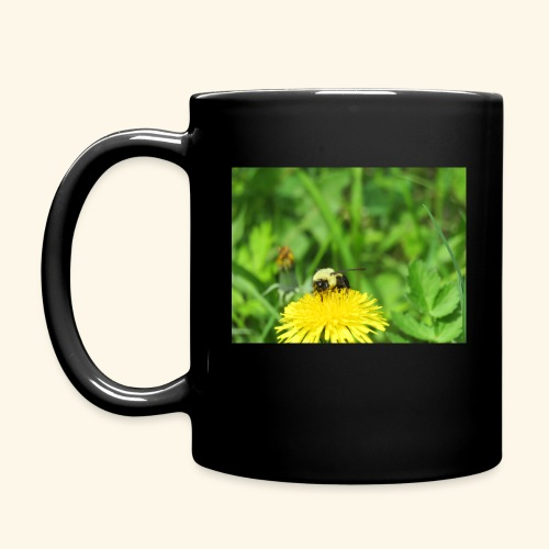 Dandelion Bee - Full Color Mug