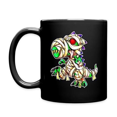 Halloween Mummy Trex - Full Color Mug