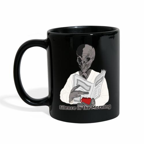 silenceinthemorning - Full Color Mug