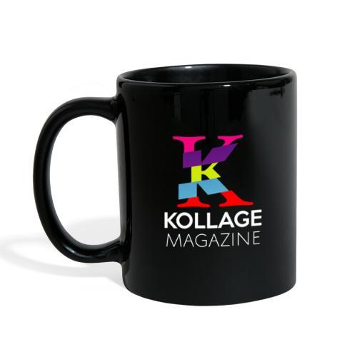 Kollage Magazine LOGO - Full Color Mug
