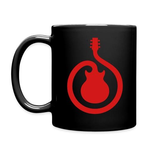 Guitar Logo - Full Color Mug