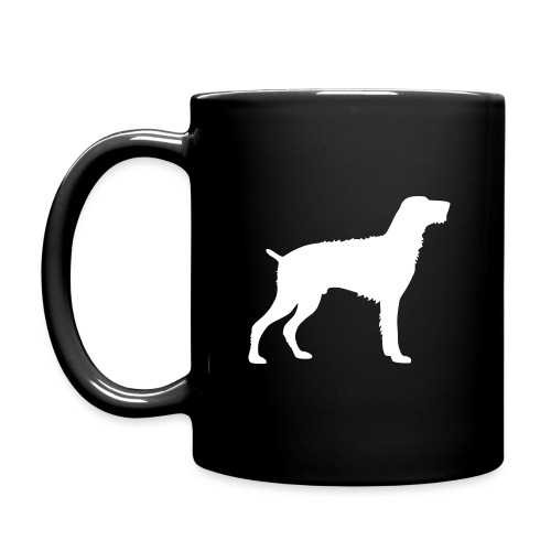 German Wirehaired Pointer - Full Color Mug