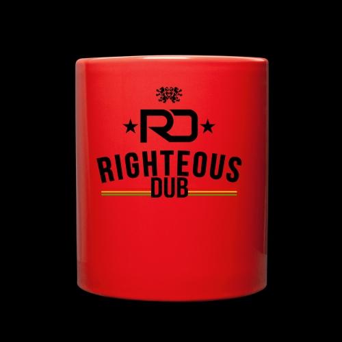 Righteous Dub Logo - Full Color Mug