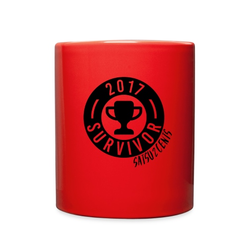 2017survivor png - Full Color Mug