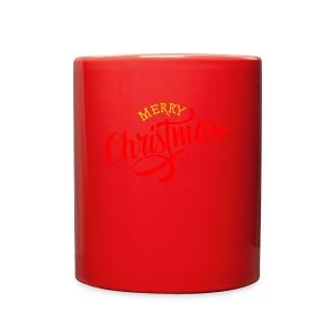 Christmas Design - Full Color Mug
