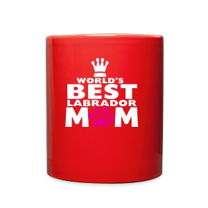 world best mom - Full Color Mug