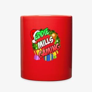 Eddie Mills Christmas - Full Color Mug