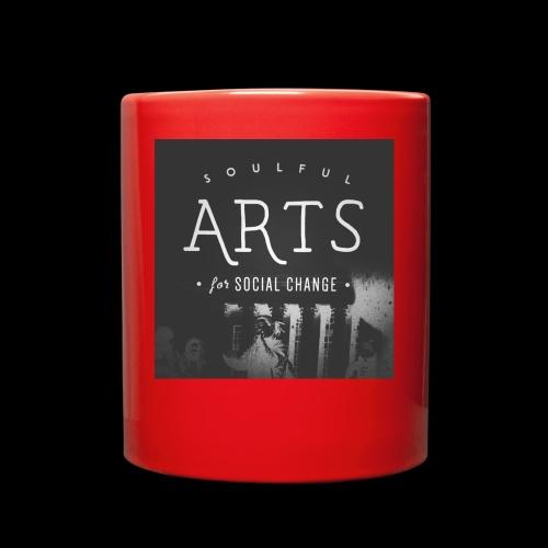 Soulful Arts for Social Change - Full Color Mug