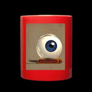 small Big eye robot - Full Color Mug