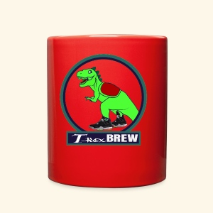 T-Rex BEER - Full Color Mug