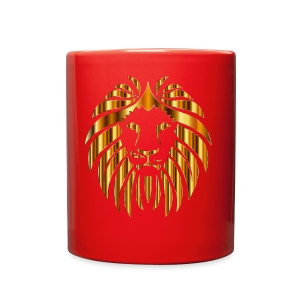 Golden Lion - Full Color Mug