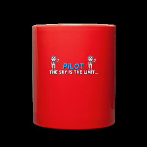 Pilot - Full Color Mug