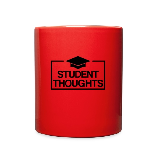 Student Thoughts Merchandise - Full Color Mug