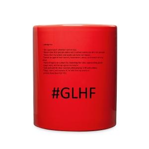 glhf - Full Color Mug