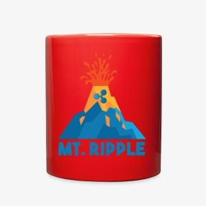 Ripple ready to erupt - Full Color Mug
