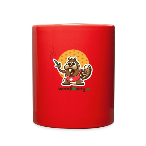 WeedLoving.ca Classic Swag - Full Color Mug