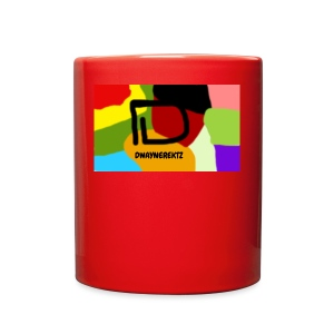 DwayneRektz Dye - Full Color Mug