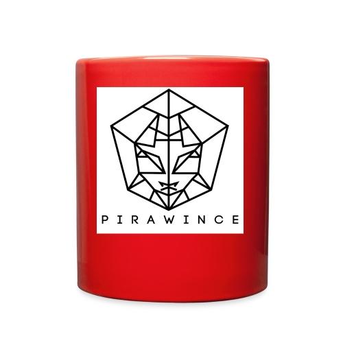 PIRAWINCE WITH LOGO - Full Color Mug