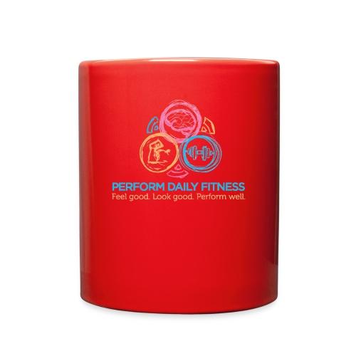 Sketch Logo - Full Color Mug